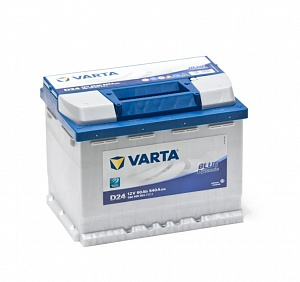 Аккумулятор Varta Blue Dinamic 60Ah 540A ОП